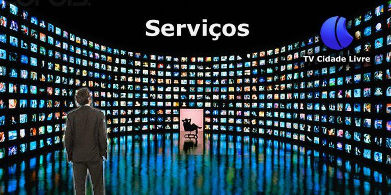 VENHA PARTICIPAR DA TV CIDADE LIVRE! Tenha um Programa ou divulgue sua entidade, atividade ou comércio. Entre em contato e solicite um orçamento.